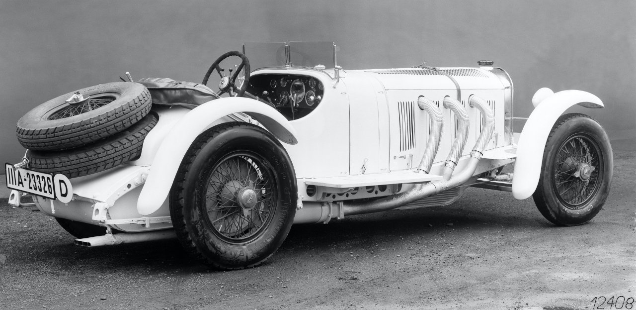 Mille Miglia, In 1931, Caracciola steered a Mercedes to victory in the Mille Miglia, ClassicCars.com Journal