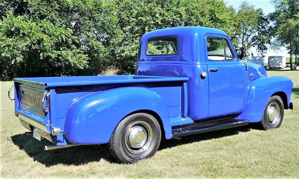 pickup, Pick of the Day: 1955 Chevrolet 3100 pickup shows off its 'Advance Design', ClassicCars.com Journal