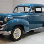 "1952 m. ""Opel Olympia"""