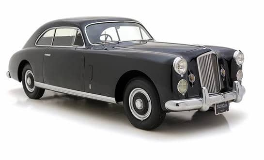 1951 Bentley Cresta