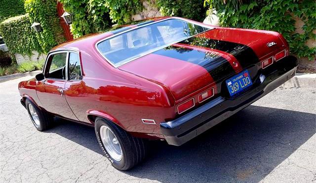 """1974 m. """"Chevrolet Nova"""""""
