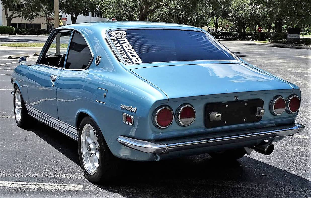 mazda, Pick of the Day: 1972 Mazda RX-2 with strong, smooth rotary power, ClassicCars.com Journal