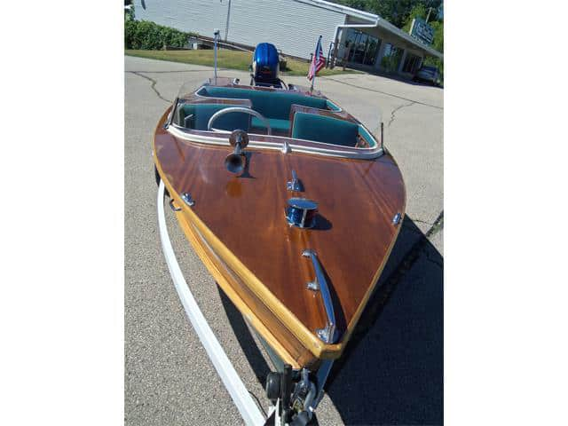 boat, Pick of the Day: Candidate for a different sort of concours, ClassicCars.com Journal
