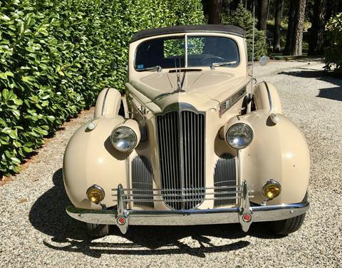 Packard, Pick of the Day: End-of-classic-era 1940 Packard convertible, ClassicCars.com Journal