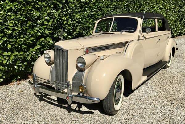1940 Packard One Twenty
