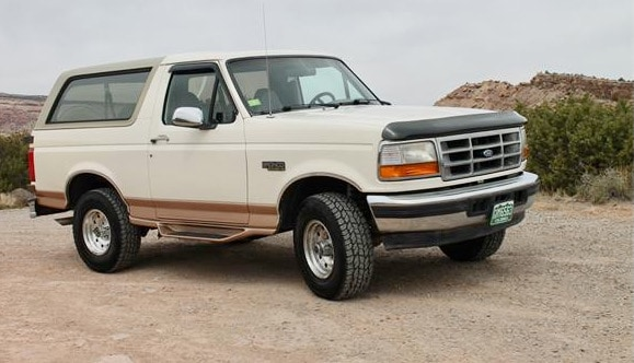 Bronco, Pick of the Day: Big Bauer Bronco offered for reasonable price, ClassicCars.com Journal