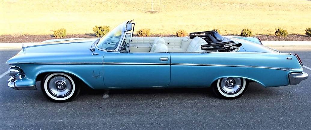 imperial, Pick of the Day: 1963 Imperial Crown convertible sporting its unique design, ClassicCars.com Journal