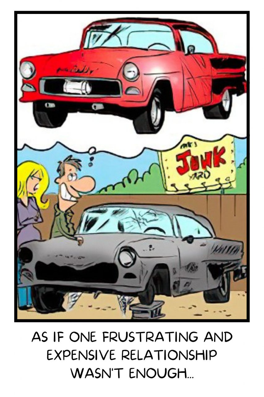Classic Carl cartoon contest: Are you the winner?