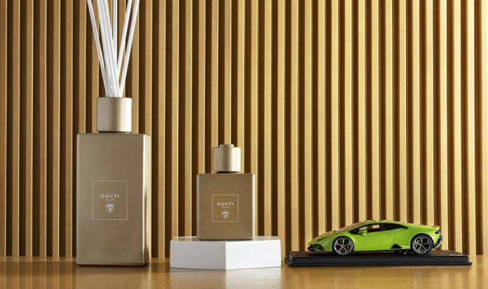 Lamborghini fragrance