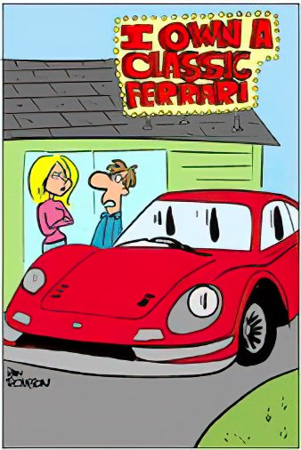 Classic Carl cartoon contest: Make us laugh