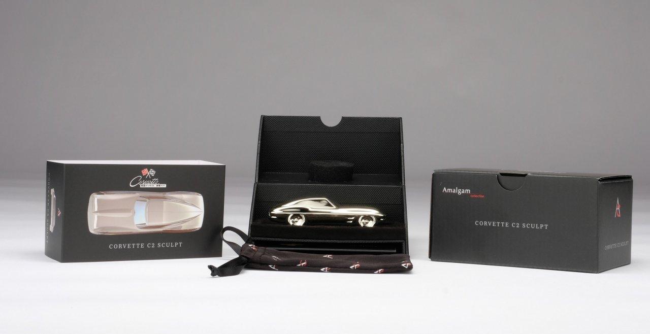 , Win a Corvette sculpture from Amalgam Collection, ClassicCars.com Journal