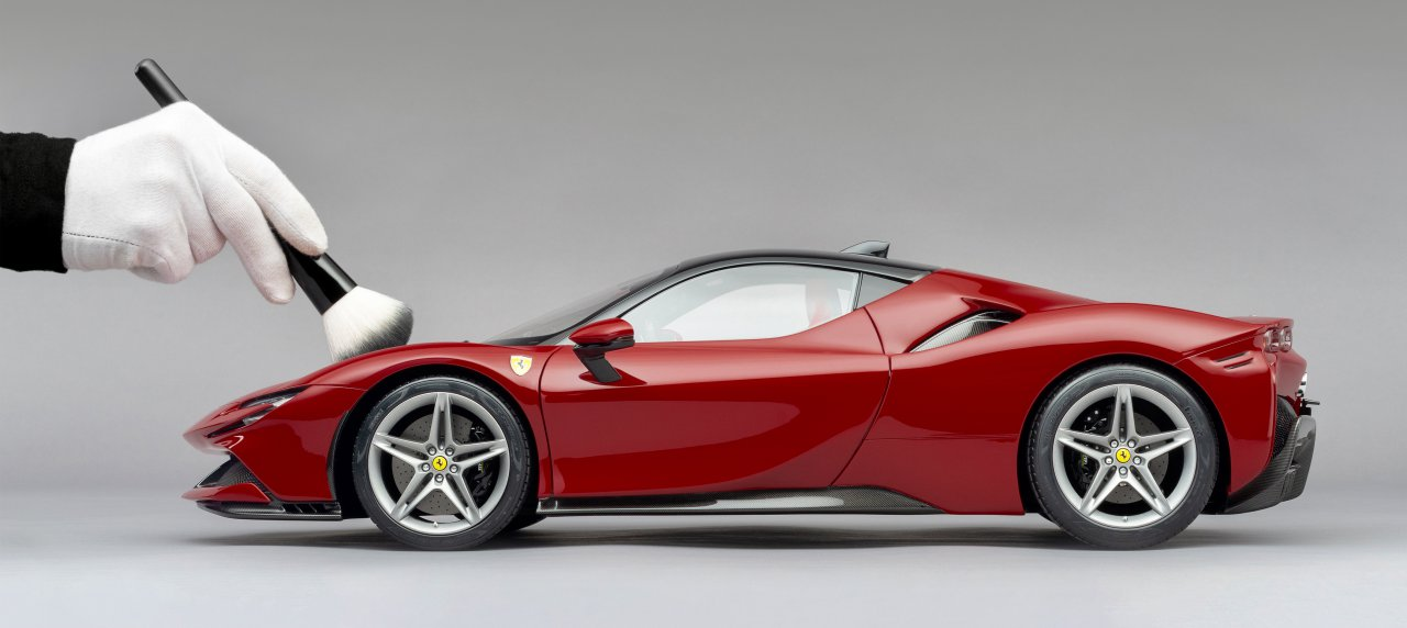 Ferrari, New Ferrari option: Your car in 1:8 or 1:12 scale, ClassicCars.com Journal