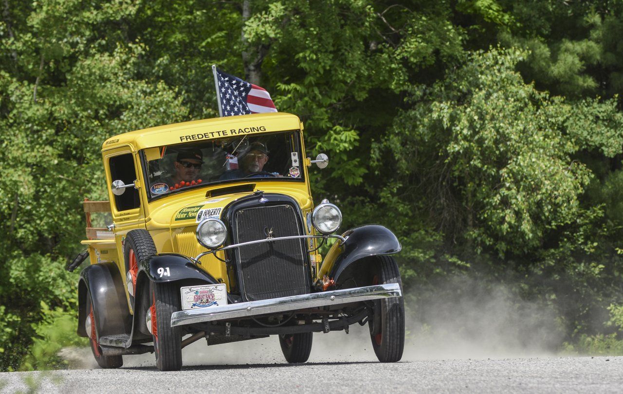 The Great Race, The Great Race begins its 37th cross-country journey, ClassicCars.com Journal