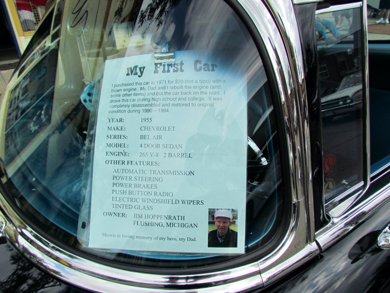 car show, Things to consider when displaying your classic car at a local show, ClassicCars.com Journal