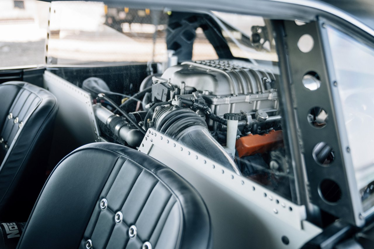 F9, SpeedKore takes mid-engine Charger from 'F9' movie screen to the road, ClassicCars.com Journal