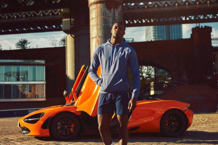 McLaren clothing line