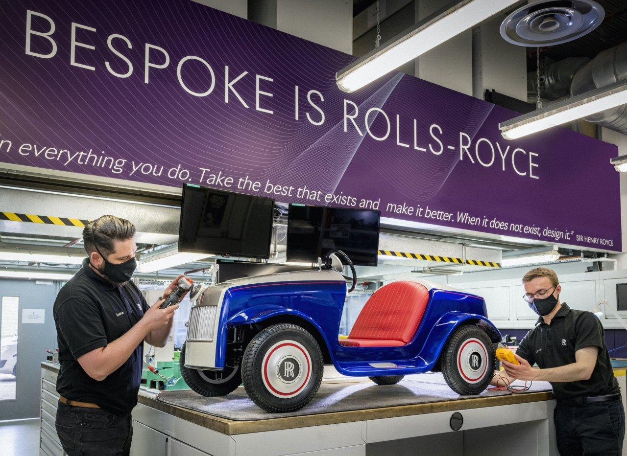 Rolls-Royce SJH