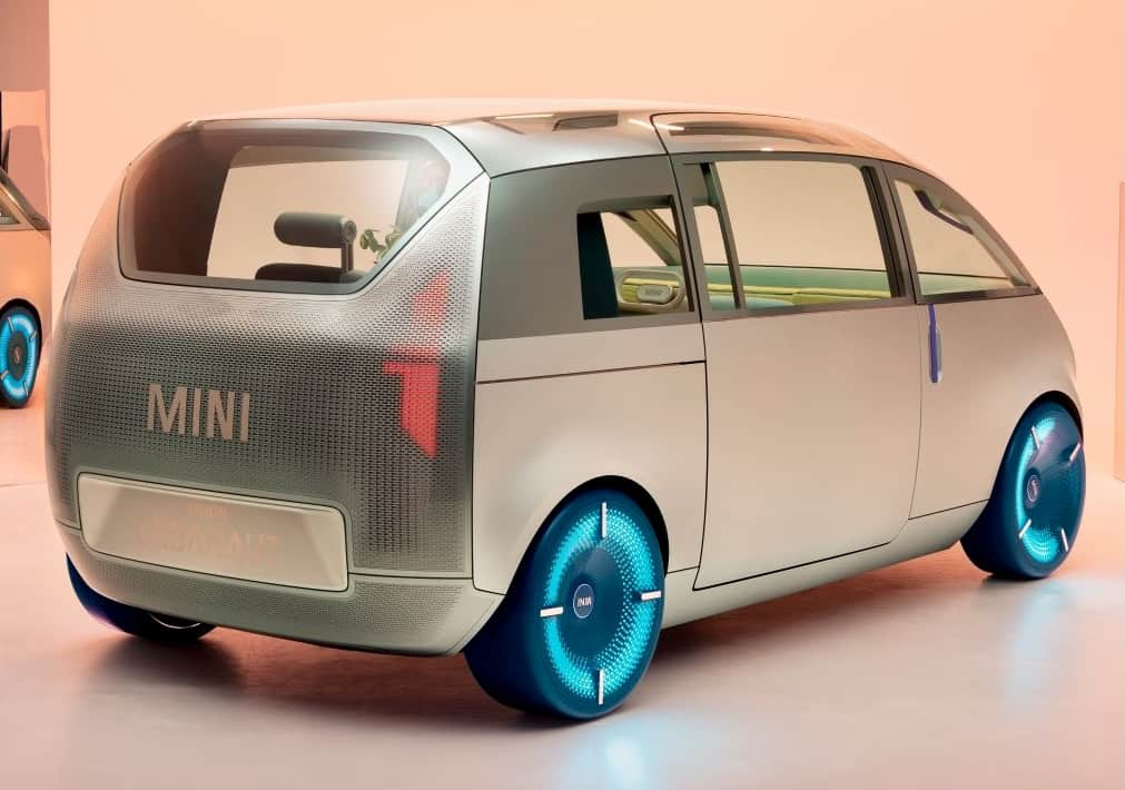 Mini, Mini takes Urbanaut concept from digital to physical, ClassicCars.com Journal