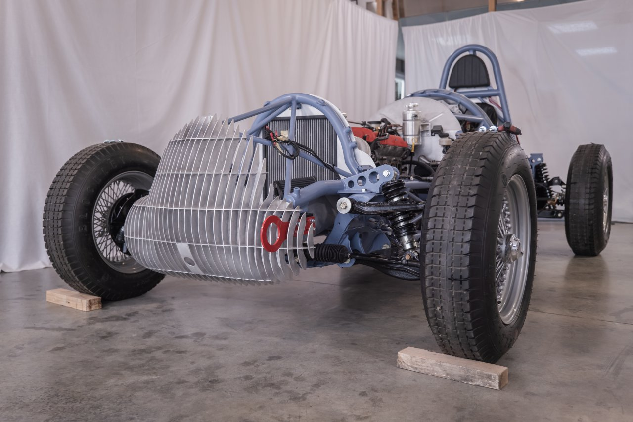 Tipo184, Miata components transformed into vintage-style Fangio racer, ClassicCars.com Journal