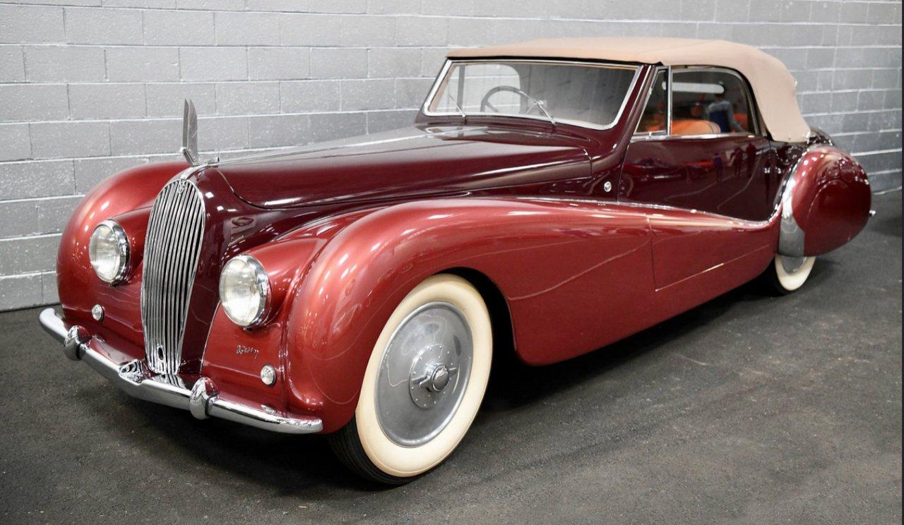1938 Avons Voisin C28