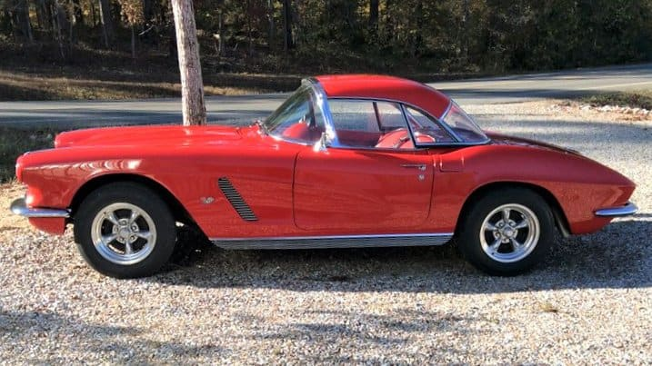 1962 Corvette   My Classic Car Story: Building our own collection