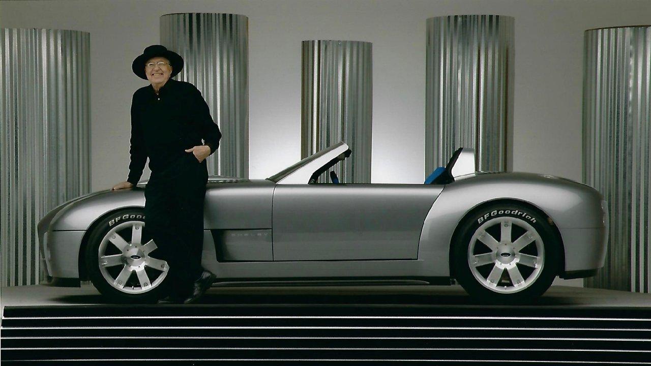 """""""Ford Shelby Cobra"""" koncepcija pateko į Monterėjaus aukcioną"""