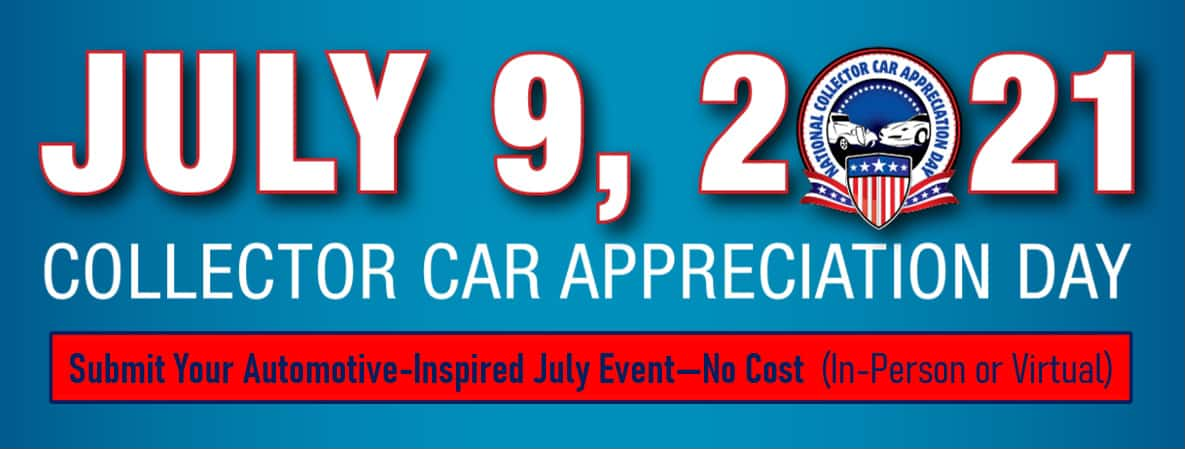 car show, Collector Car Appreciation Day set for July 9, ClassicCars.com Journal