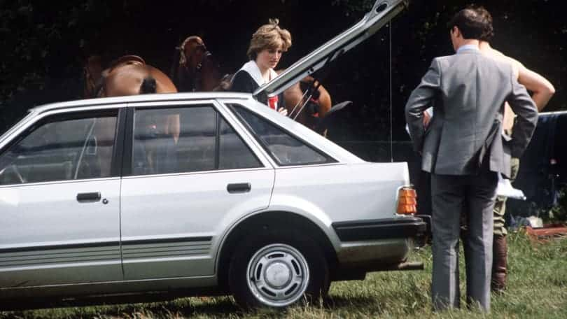 Escort, 1981 Ford Escort Ghia owned by Princess Diana sells for $65,000, ClassicCars.com Journal
