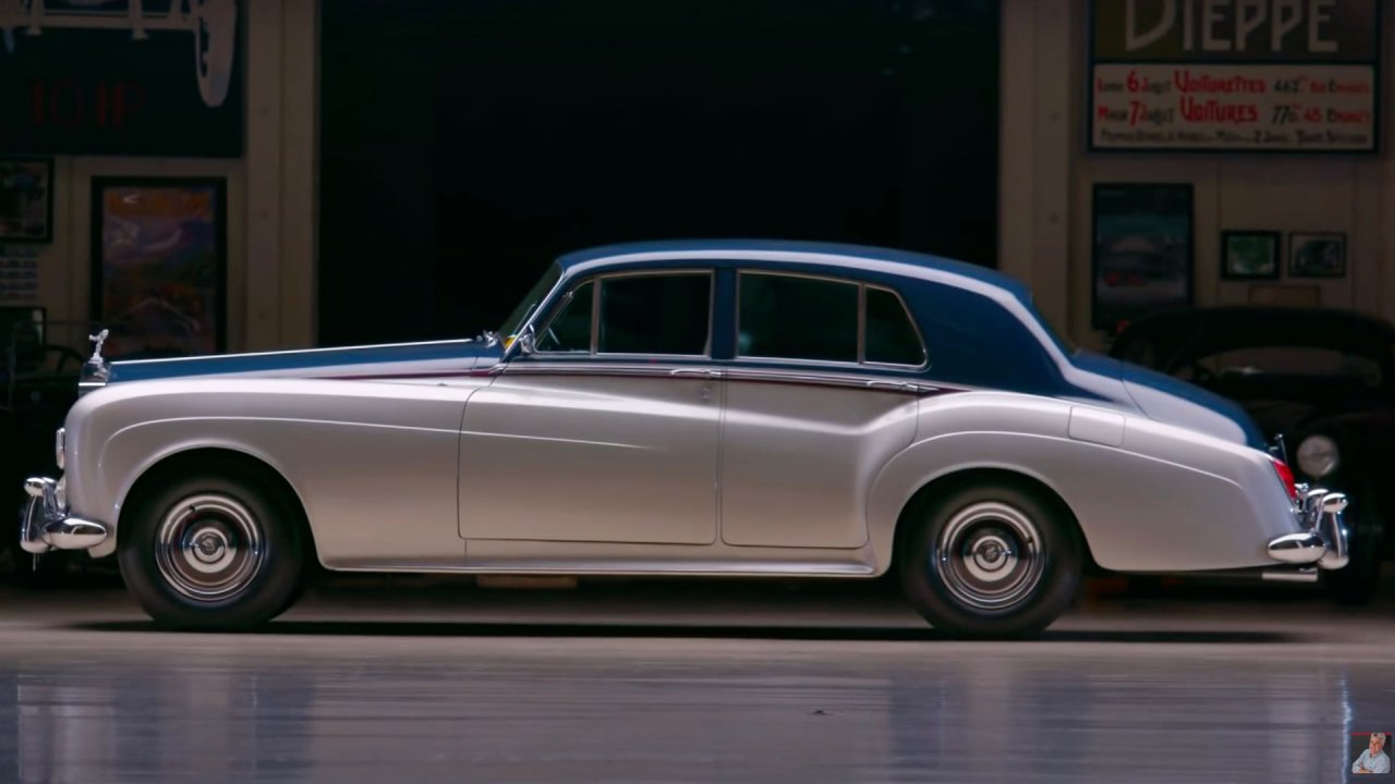 John Frankenheimer's 1965 Rolls-Royce Silver Cloud III on Jay Leno's Garage