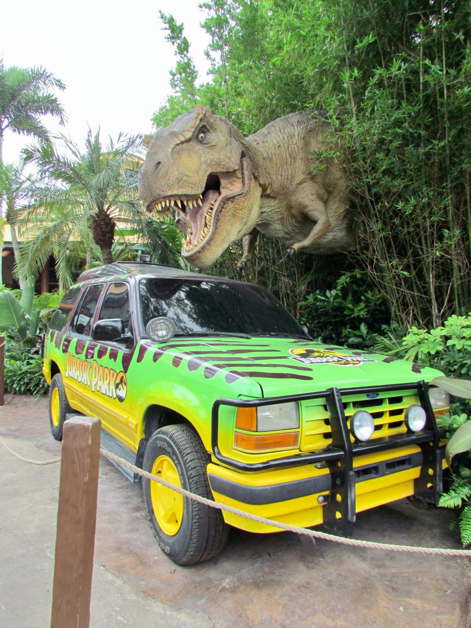 car museum, Who knew? Universal Studios Florida is car museum with an amusement park, ClassicCars.com Journal