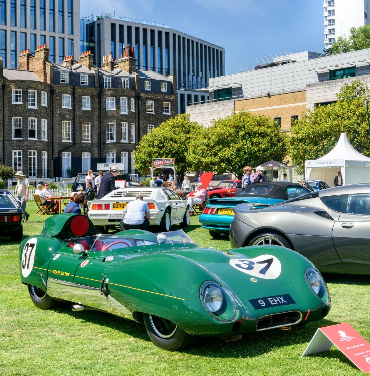 car show, Great idea: Stage a multi-generational road rally, ClassicCars.com Journal