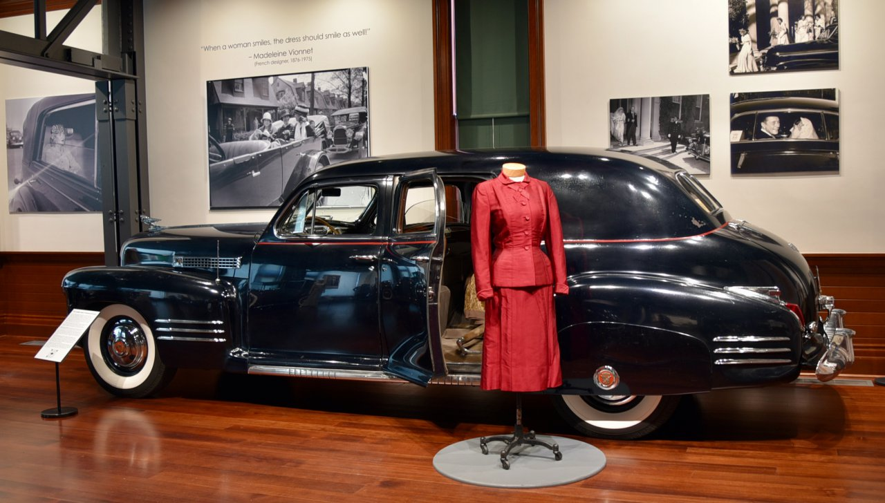 car museum, Bustles and hoops wouldn't fit in the motorcar, so fashion changed, but so did the vehicles, ClassicCars.com Journal