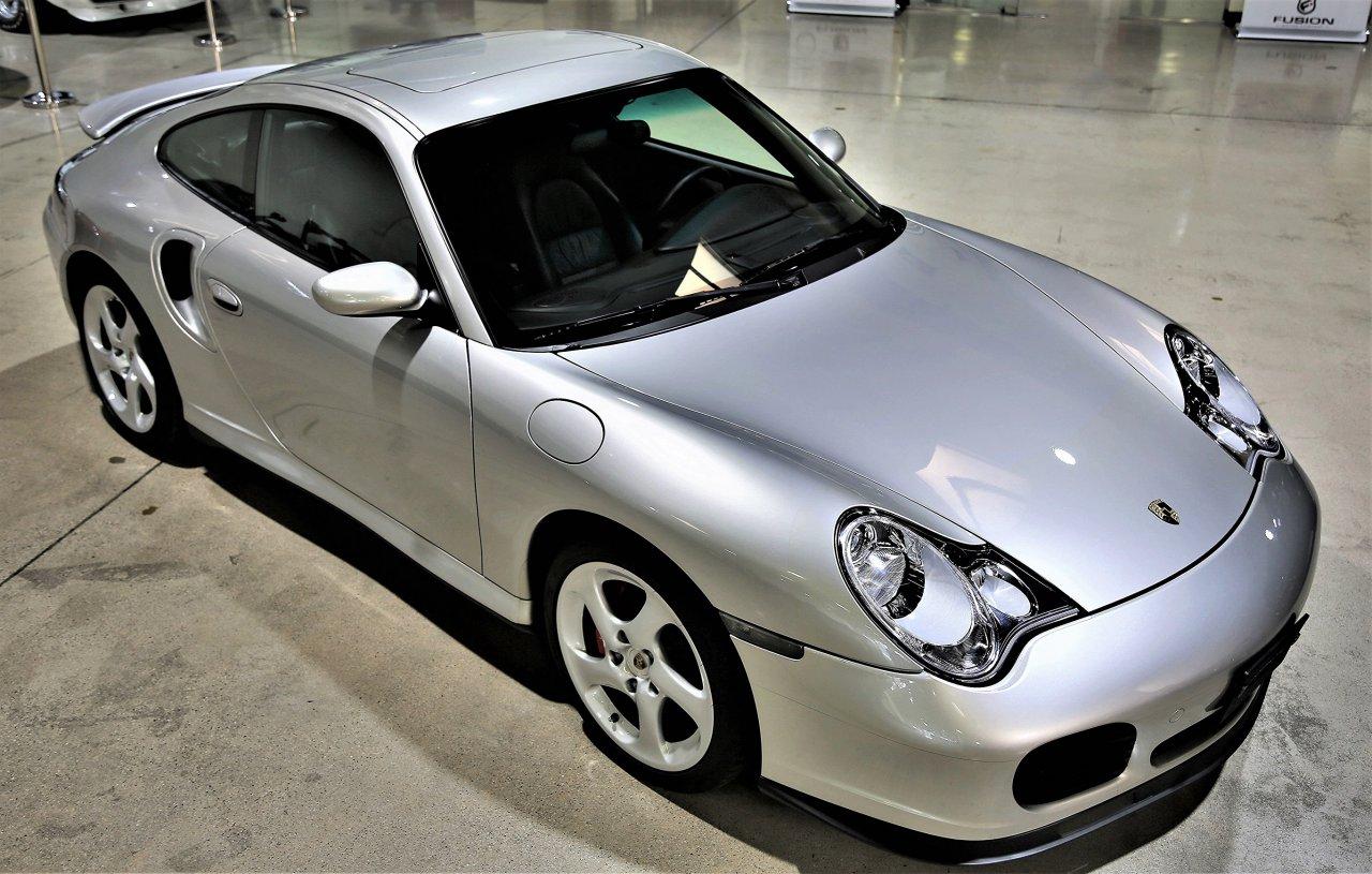Pick of the Day: 2002 Porsche 911 Turbo, a 'pristine' low-mileage supercar