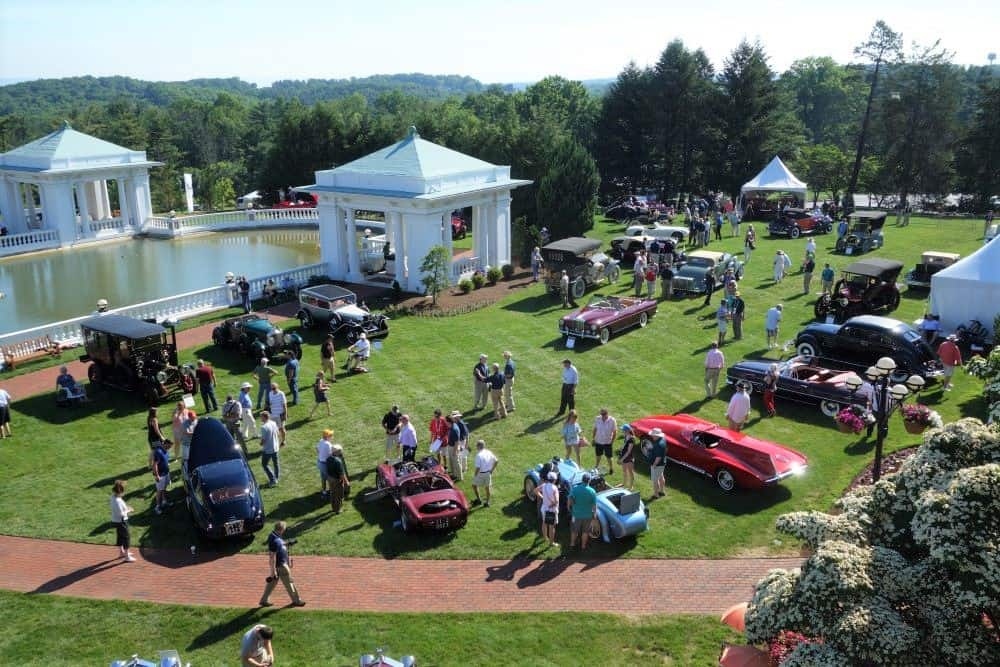 concours, Top 10 rules for showing your collector car at a concours event, ClassicCars.com Journal