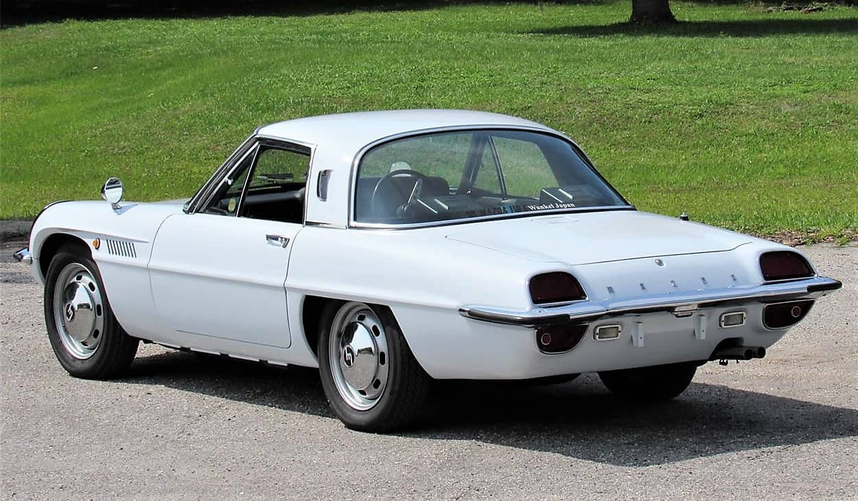 cosmo, Pick of the Day: 1970 Mazda Cosmo 110S rotary-powered JDM classic, ClassicCars.com Journal