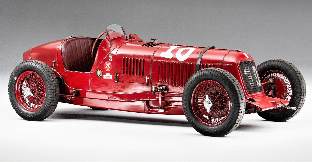 Last Alfa Romeo Le Mans racer leads Bonhams' Goodwood ...