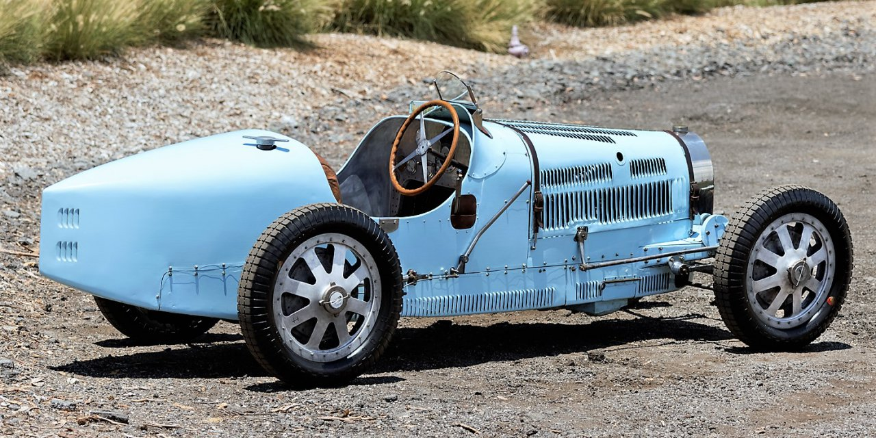gooding, Legendary prewar classics scheduled for Gooding's Pebble Beach auction, ClassicCars.com Journal