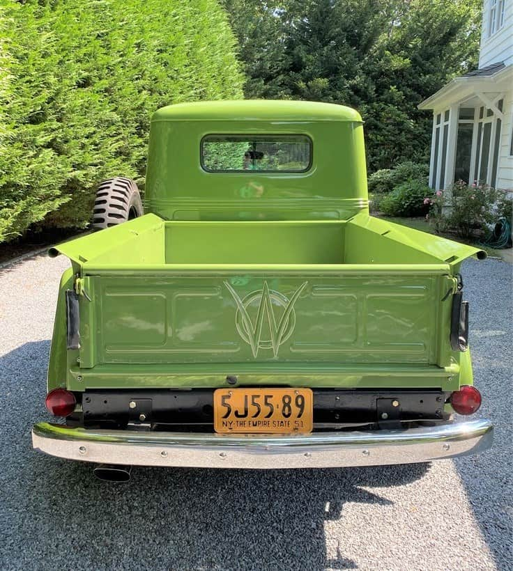 Willys, AutoHunter Spotlight: 1951 Willys-Overland pickup, ClassicCars.com Journal