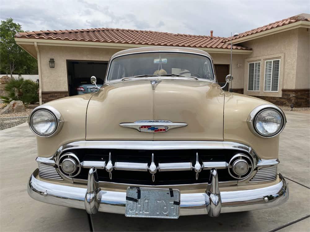 Chevrolet, AutoHunter Spotlight: 1953 Chevrolet 210 Deluxe, ClassicCars.com Journal