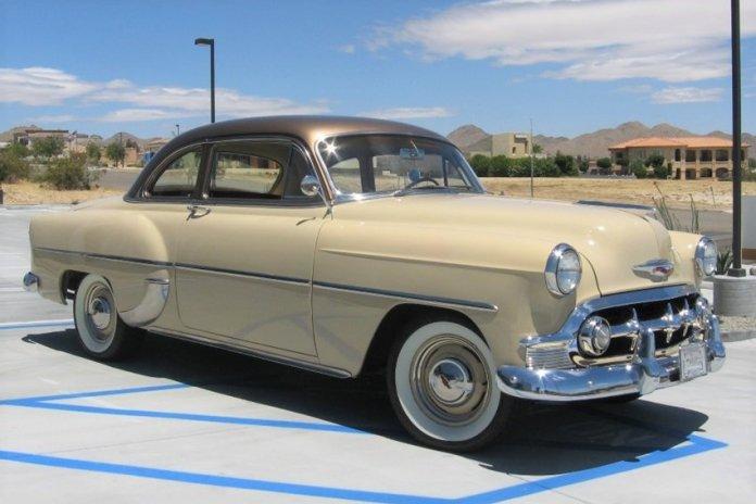 1953 Chevrolet 210 Deluxe main