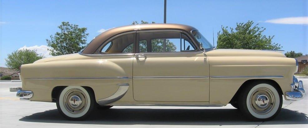 1953 Chevrolet 210 Deluxe