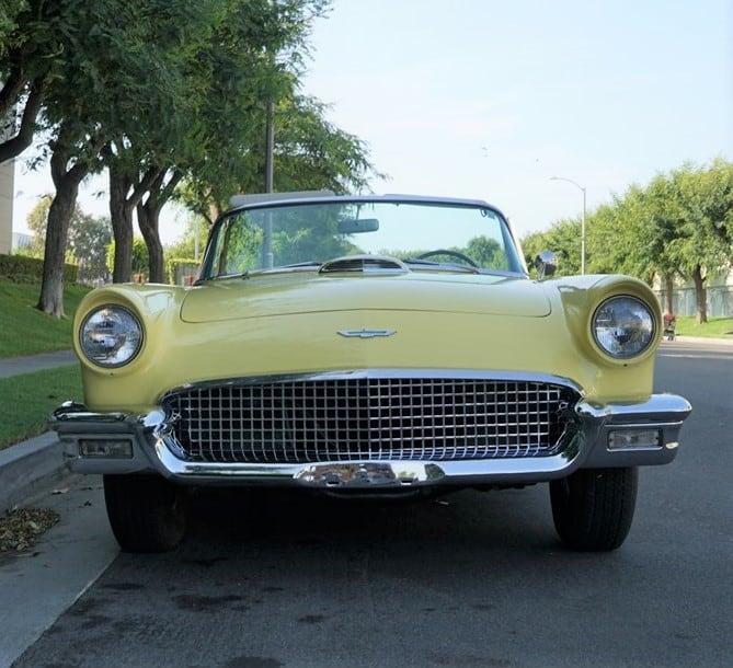 Thunderbird, AutoHunter Spotlight: 1957 Ford Thunderbird, ClassicCars.com Journal