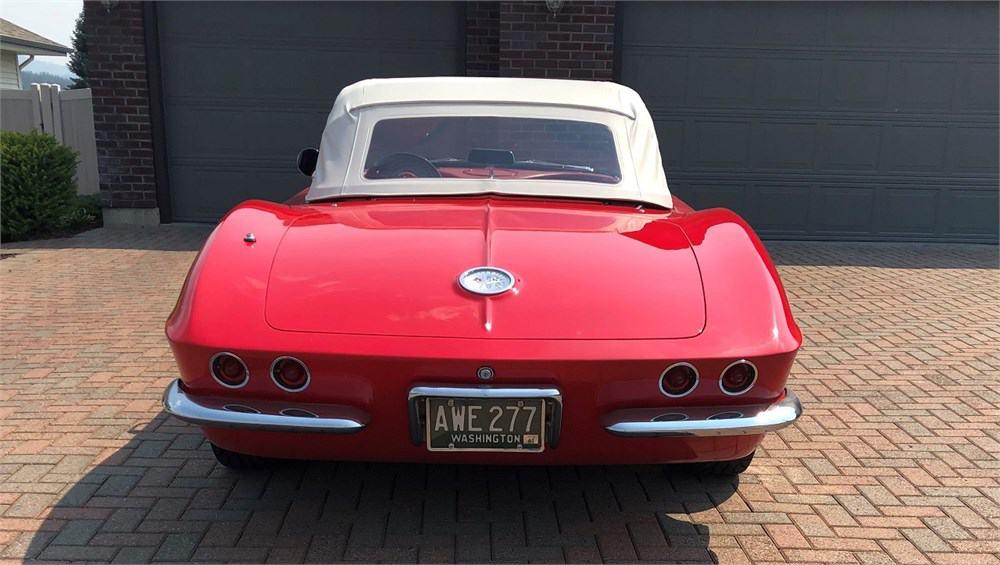 Corvette, AutoHunter Spotlight: 1961 Chevrolet Corvette, ClassicCars.com Journal