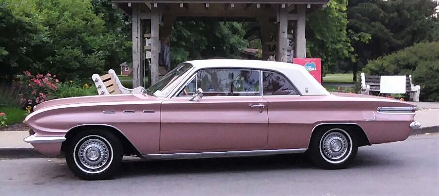 Buick, My Classic Car: 1962 Buick Skylark named Phoebe, ClassicCars.com Journal