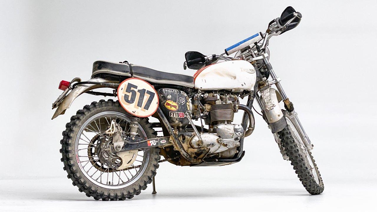 1966 Triumph T120