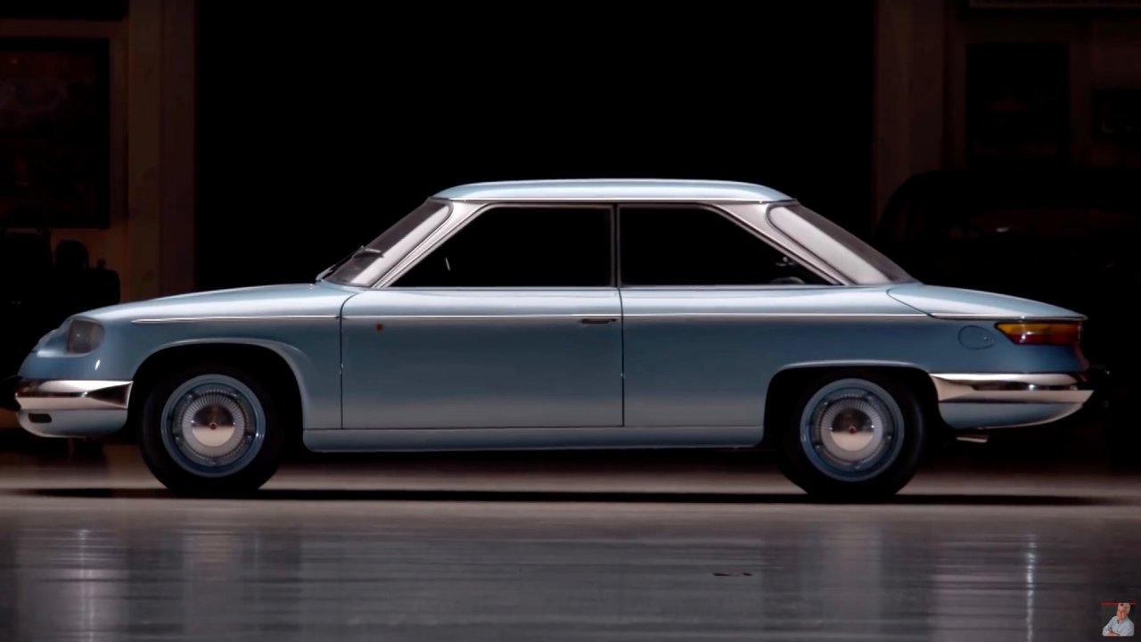 1967 Panhard 24 BT on Jay Leno's Garage