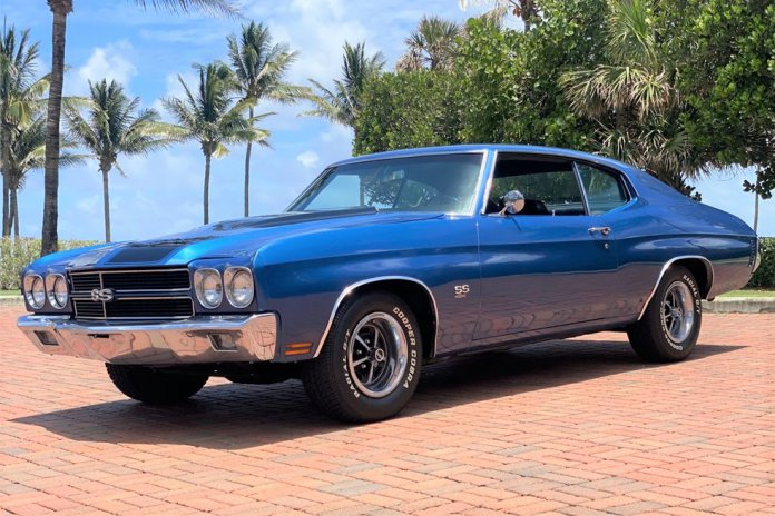 1970 Chevrolet Chevelle featured on AutoHunter