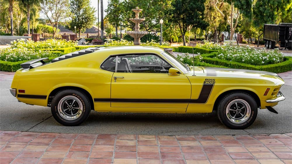 """1970 m. """"Ford Mustang Boss 302"""""""