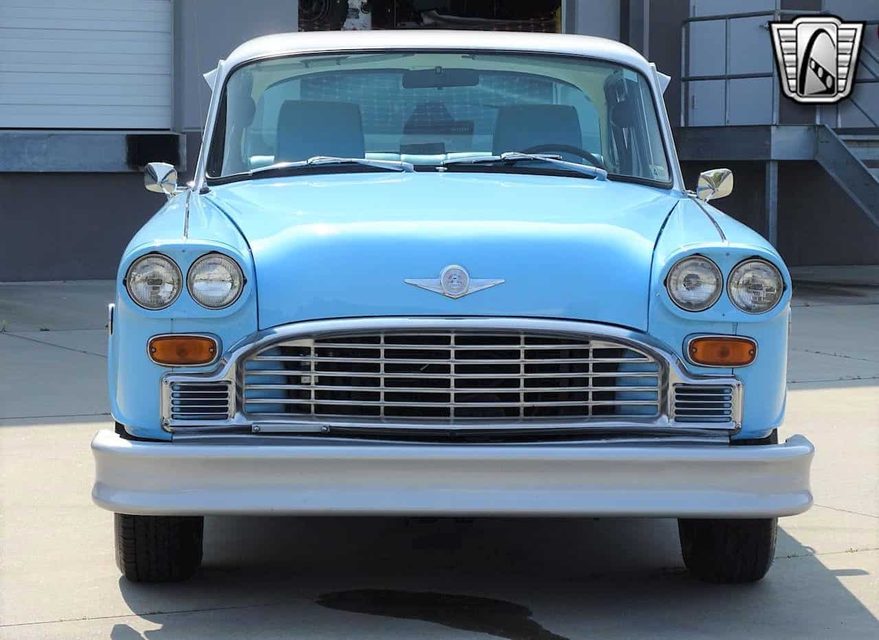 Checker, Pick of the Day: 1982 Checker Marathon, brawny consumer version of famed taxi, ClassicCars.com Journal