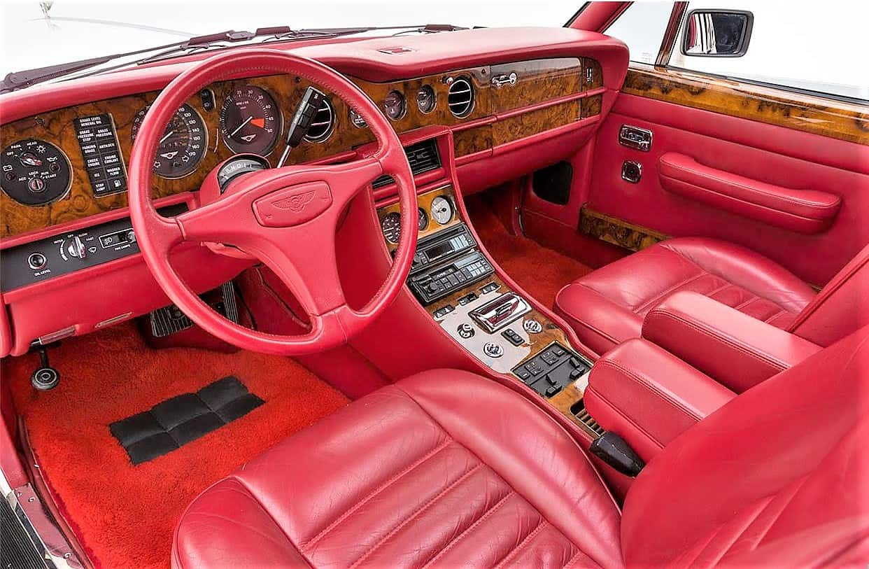 bentley, Pick of the Day: 1989 Bentley Turbo R coachbuilt coupe with bizarre history, ClassicCars.com Journal